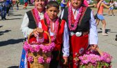 Rose Festival - Traditional clothes