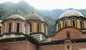 Rila Monastery Towers