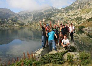 Rila Lakes Hiking
