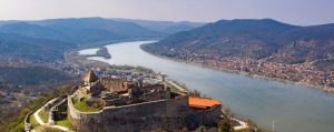 Explore old town of Visegrad