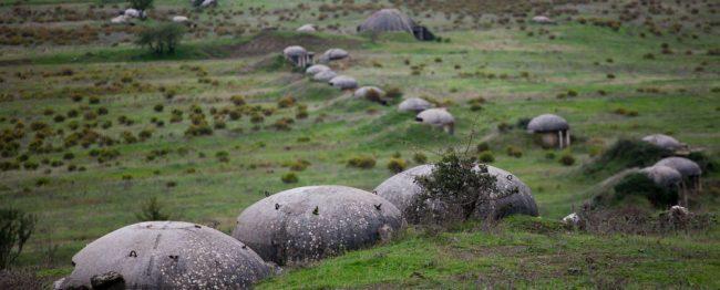 Bunkers Albania
