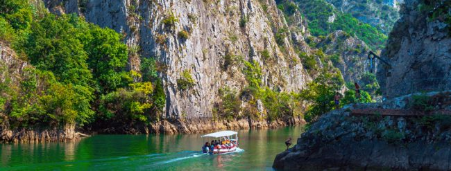 Macedonia Matka Canyon
