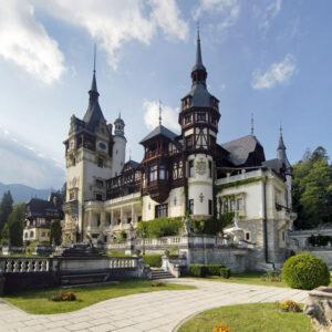 Visit and photograph the Romanian Peles Castle