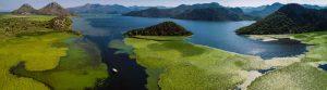 Take photographs of Skadar lakes