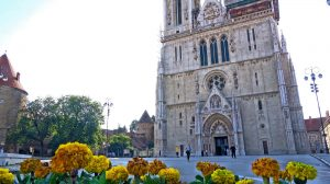 Visit and see the beauty of Cathedral St. Mark's