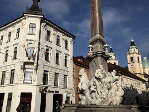 Day in Ljubljana