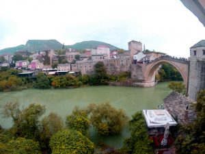 A trip to famous ottoman bridge in Mostar