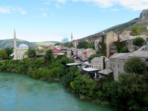 Mostar, a day trip to explore historical sites
