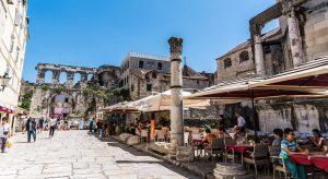Split, Croatia day trip