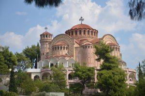Thessaloniki Orthodox Church