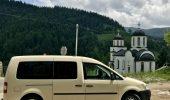 VW Caddy Minivan