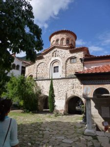 Learn and touch the history Bachkovo monastery