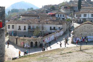Learn and explore the Berat Castle in Albania