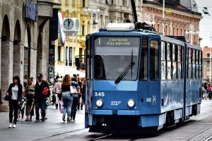 Tour and explore the downtown of Zagreb