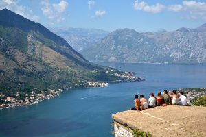 Visit the breathtaking site of Kotor Bay