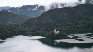 Having great time exploring the lake Bled area