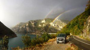 Enjoy scenes of nature in Montenegro day trip
