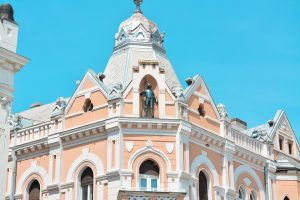 See and photograph the Novi Sad's mix of architecture