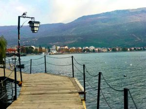 Exploring Ohrid for stunning vistas