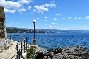 Explore Opatija for a day