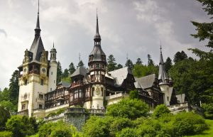 Explore the inside of Peles castle