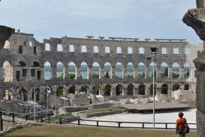 "Pula the ""Rome"" on the Balkans"