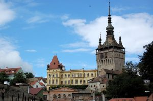 See and visit the Sighisoara and castle