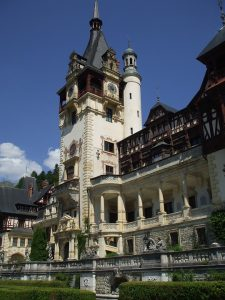 See and experience the Peles castle in Sinaia