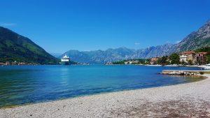 Enjoy the adriatic sea of Montenegro