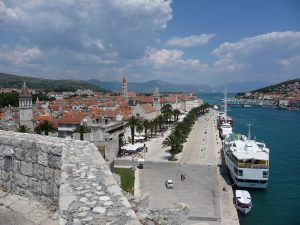 Finding the best spots ion Trogir