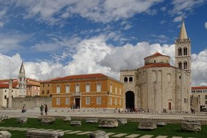 See and feel the history of Zadar